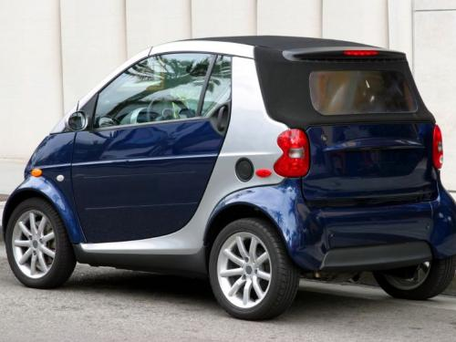 Bellevue             Smart Car repair